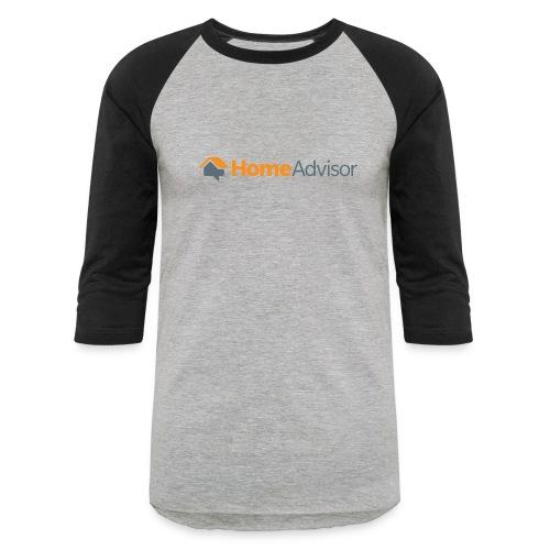 Baseball Shirt - Gray/Black - Baseball T-Shirt