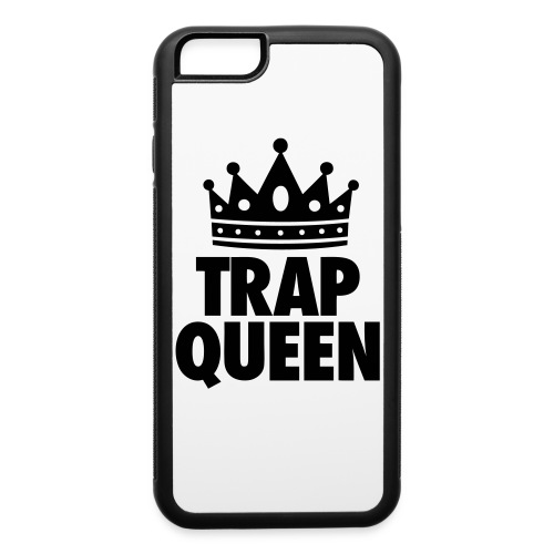 Trap Queen Accessories - iPhone 6/6s Rubber Case