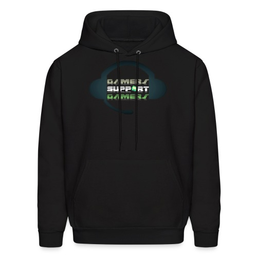 Gamers Support Gamers Sweater Men's - Men's Hoodie