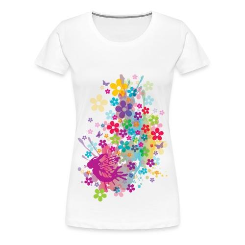 Colors Array Fairy - Women's Premium T-Shirt