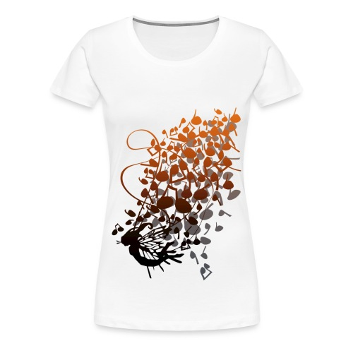 All Out Fairy - Women's Premium T-Shirt