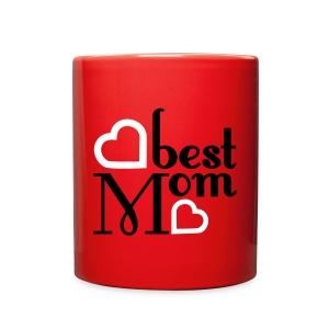 Best Mom Mug - Full Color Mug