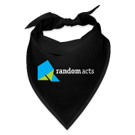 Caps ~ Bandana ~ RA Classic Black Bandana
