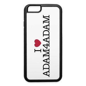 iPhone 6 Case I Love Adam4Adam  - iPhone 6/6s Rubber Case