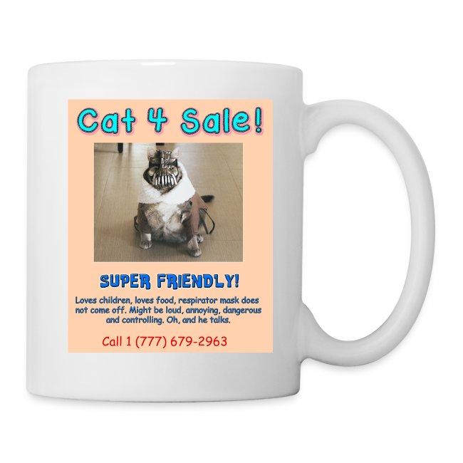 BaneCat 4 Sale Mug!