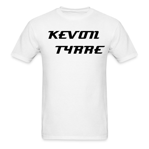 Tees by KEVON TYRRE - Men's T-Shirt