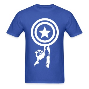 Captain America For Mens - T-shirt pour hommes