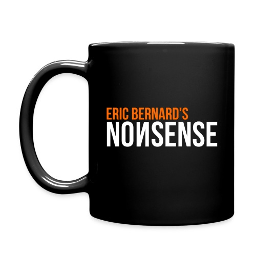 Nonsense Album Mug - Full Color Mug
