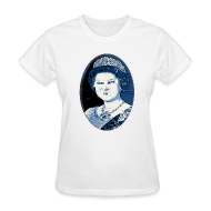 T-Shirts ~ Women's T-Shirt ~ Go Queen go!