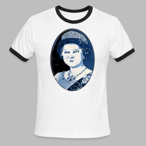 Go Queen go!  - Men's Ringer T-Shirt