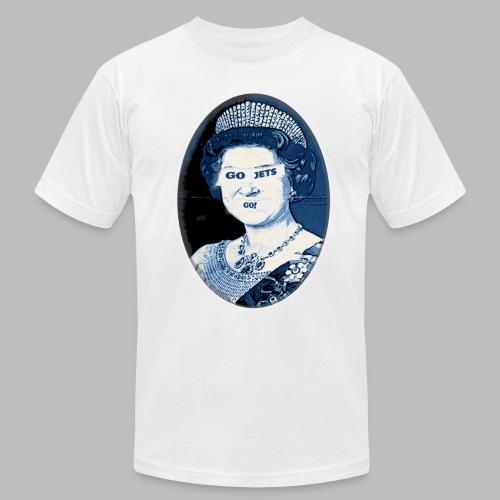 Go Queen go!  - Men's  Jersey T-Shirt