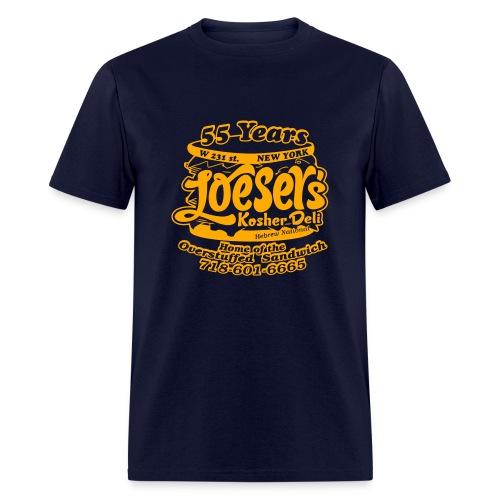 Loeser's Special Edition Tee (Neon Orange) - Men's T-Shirt