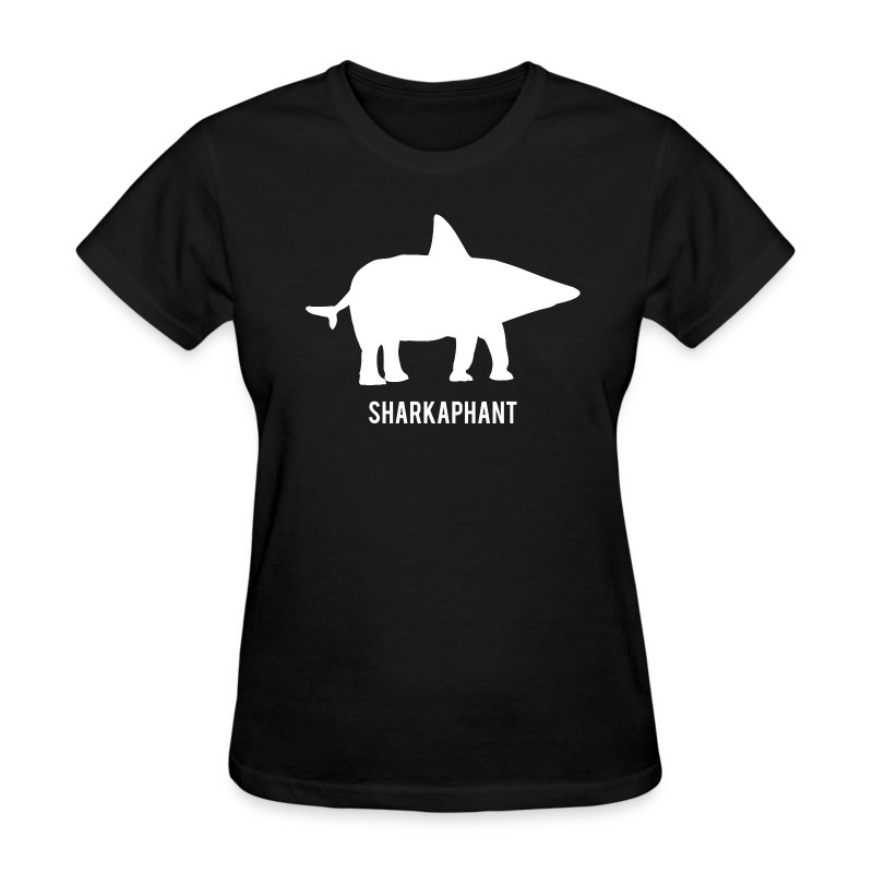 Sharkaphant - Ladies - Women's T-Shirt