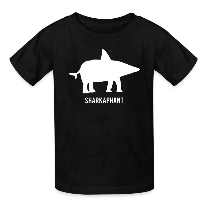 Sharkaphant - Kids - Kids' T-Shirt