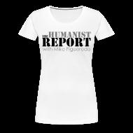 T-Shirts ~ Women's Premium T-Shirt ~ Women's THR Shirt (Design on Back)