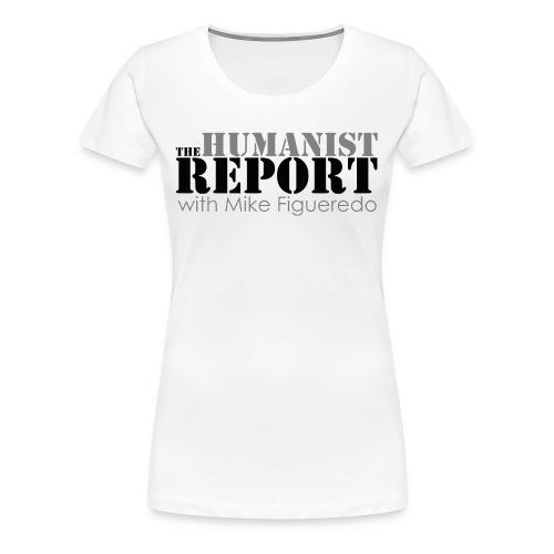 Women's THR Shirt (Design on Back) - Women's Premium T-Shirt