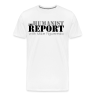 T-Shirts ~ Men's Premium T-Shirt ~ Men's THR Shirt (Design on Back)