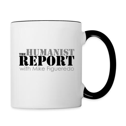 Women's THR Hoodie - Contrast Coffee Mug
