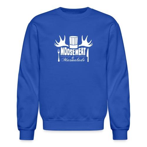 M&M Men's Crewneck ROYAL BLUE - Crewneck Sweatshirt
