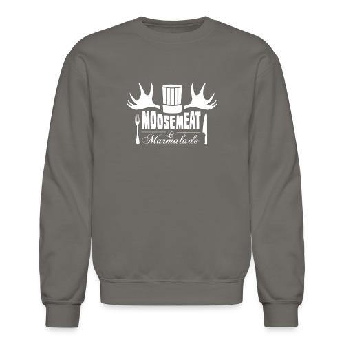 M&M Men's Crewneck GRAPHITE - Crewneck Sweatshirt