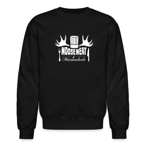 M&M Men's Crewneck BLACK - Crewneck Sweatshirt