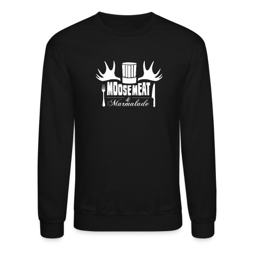 M&M Men's Crewneck BLACK - Crewneck Sweatshirt