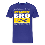 T-Shirts ~ Men's Premium T-Shirt ~ Splash Brothers Shirt- Splash Bro #3