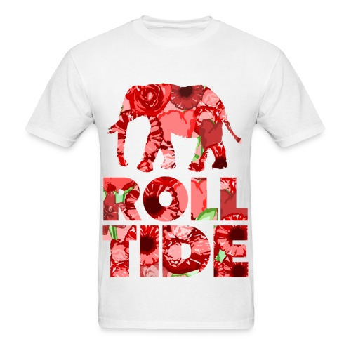 Roll Tide  Tee - Men's T-Shirt
