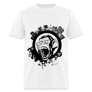 Urban Monkey Tee - Men's T-Shirt