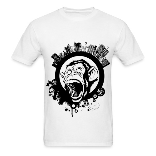 Urban Monkey Tee - Men's T-Shirt