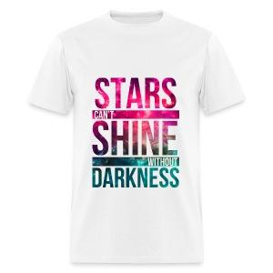 Stars Can't Shine  Tee - Men's T-Shirt