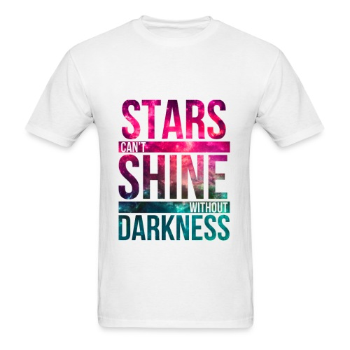 Stars Can't Shine  Tee - Men's T-Shirt