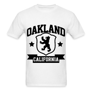 OakLand Tee - Men's T-Shirt