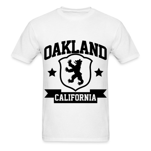 OakLand Tee - Men's T-Shirt