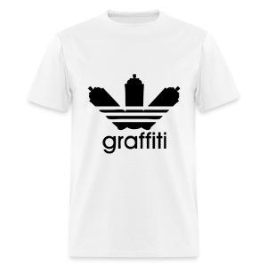 Graffiti Tee - Men's T-Shirt