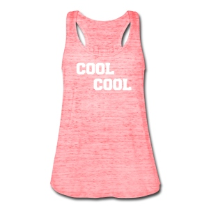 Cool Cool - Women's Flowy Tank Top by Bella