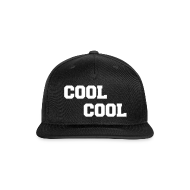 Caps ~ Snap-back Baseball Cap ~ Cool Cool
