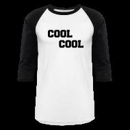 T-Shirts ~ Men's Baseball T-Shirt ~ Cool Cool