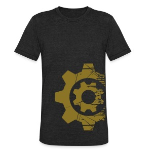 Tock Faction Shirt (Premium) - Unisex Tri-Blend T-Shirt by American Apparel