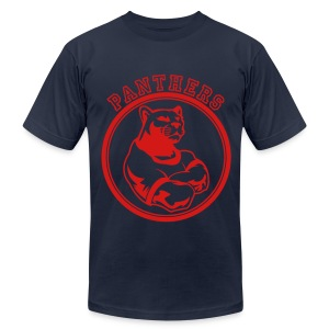 Men's Panther's Tee - Men's T-Shirt by American Apparel