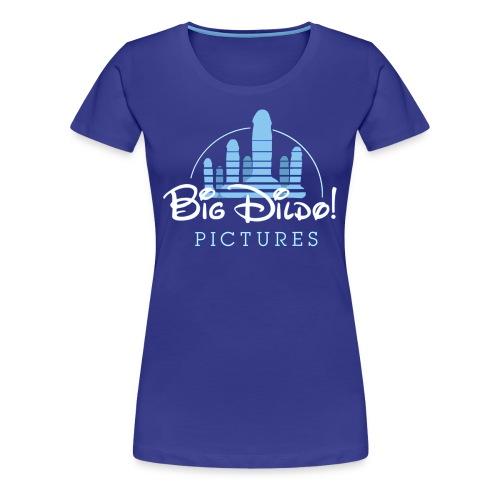 Too Far? (Ladies) - Women's Premium T-Shirt