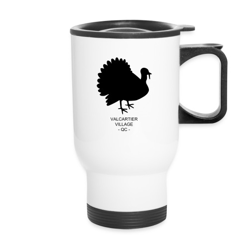 GOBBLE UP (VALC.) TRAVEL MUG - Travel Mug