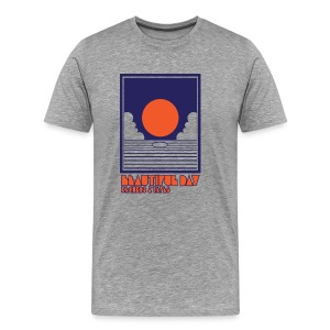 Beautiful Day Records & Tapes - Men - Men's Premium T-Shirt