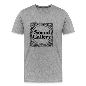 Sound Gallery - Men - Men's Premium T-Shirt