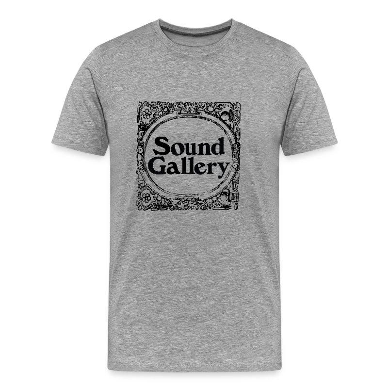 Sound Gallery - Men - Men's Premium T-Shirt