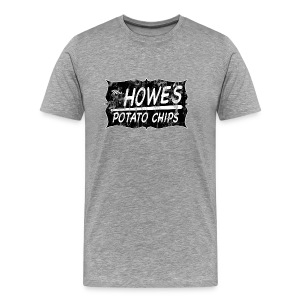 Mrs. Howe's Potato Chips - Aged - Men - Men's Premium T-Shirt