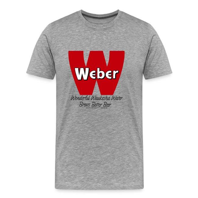 Weber Waukesha Brewery - Men