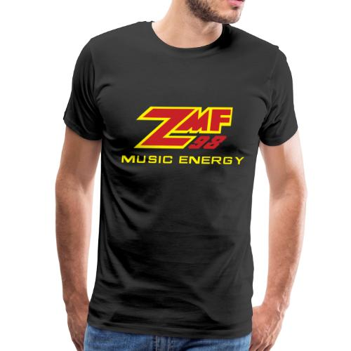 98 ZMF - Music Energy - Men - Men's Premium T-Shirt
