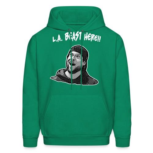 LA Beast Here - Men's Hoodie