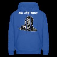 Hoodies ~ Men's Hoodie ~ Mind Over Matter
